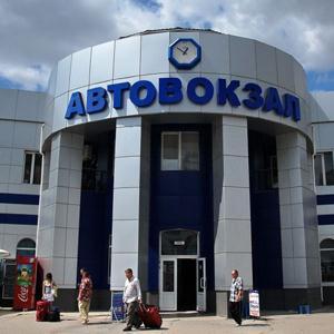 Автовокзалы Шелопугино