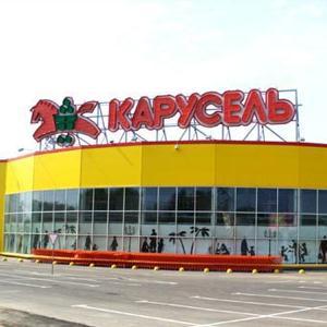 Гипермаркеты Шелопугино
