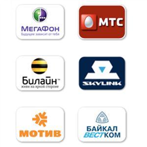 Операторы сотовой связи Шелопугино