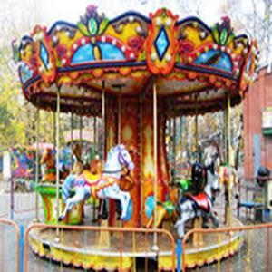 Парки культуры и отдыха Шелопугино