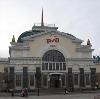Железнодорожные вокзалы в Шелопугино