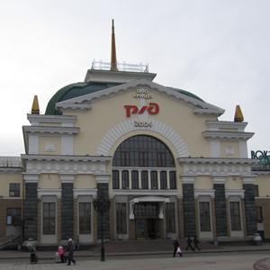 Железнодорожные вокзалы Шелопугино